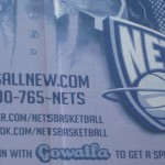 Gowalla and Nets - Madison Square Garden - dettaglio