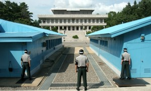 Joint Security Area - Confine Coree