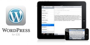WordPress per iOS