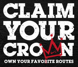 Claim your crown - Nike+ Route Boss