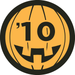 Halloween 2010 badge