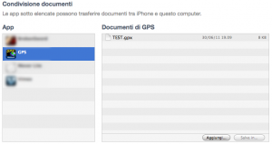 iTunes File Sharing - MotionX GPS