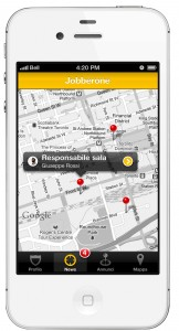 Jobberone - iPhone App