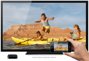 Video da iPhone su Apple TV